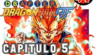 DRAGON BALL AFTER ESPAÑOL CAPITULO 5: SUPER KAIOKEN X20