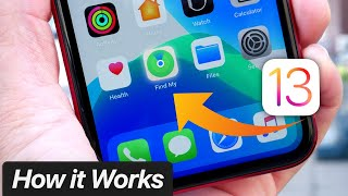 Apple's NEW Find My App - How it Works