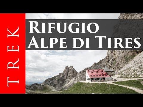 Da Campitello di Fassa al Rifugio Alpe di Tires percorrendo la spettacolare Val Duron