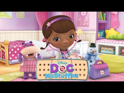 Doc McStuffins - Full Episodes of Various Disney Jr. Games for Kids (English) - 3 Hour Walkthrough