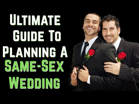 Ultimate Guide To Planning A Same Sex Wedding
