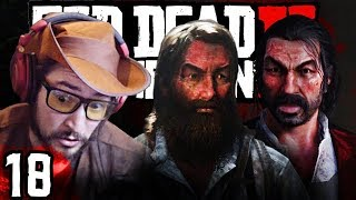 BACK FROM THE DEAD : Red Dead Redemption 2 Part 18