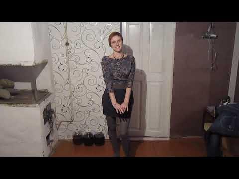 Жена снимает платье видео онлайн