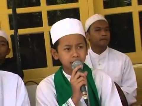 Salamil Mubin( Al-Banjari junior Pondok Mojogeneng )