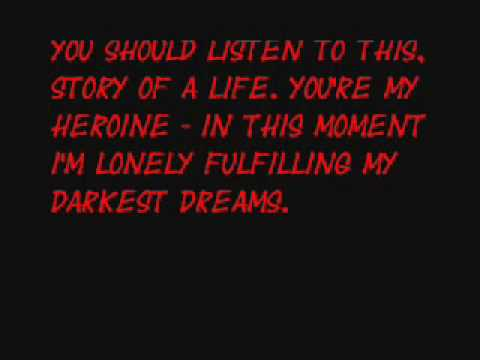 Papa Roach - Forever with Lyrics
