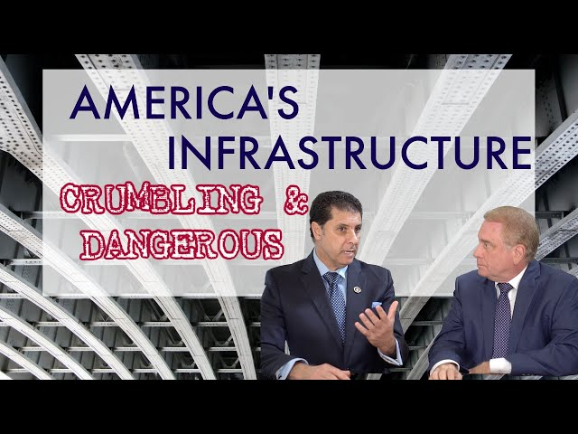 How America's crumbling & dangerous infrastructure impacts you