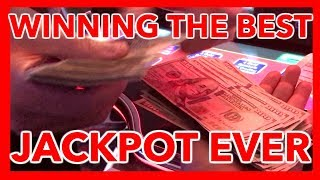 I WON THE BEST JACKPOT EVER | NorCal Slot Guy