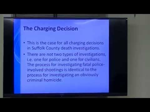 What happens after an officer involved shooting? pt  2 camera 2 Dan Conley DA 2