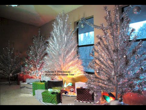 Aluminum Christmas Tree Revival - Huh?! #CUPodcast