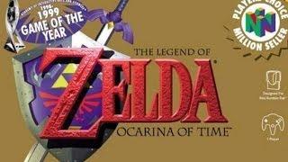Zelda : Ocarina of Time - Review