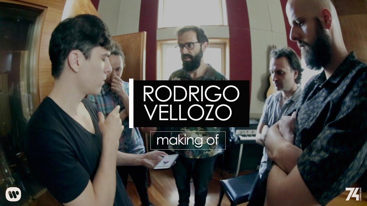 Rodrigo Vellozo - Making of | Cada Lugar Na Sua Coisa - Vídeo Oficial