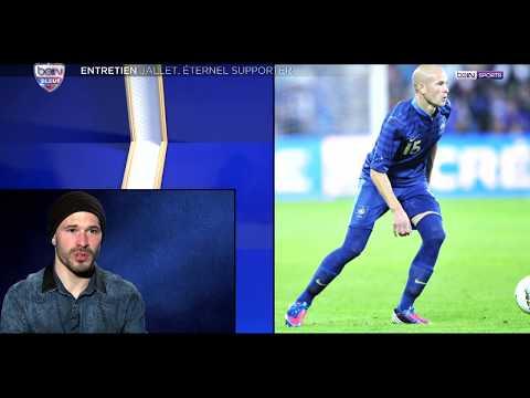 beIN BLEUS - Christophe Jallet : Éternel supporter