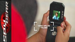 Spy Gear  Video Walkie Talkie Commercial