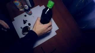 Чернила для граффити своими руками