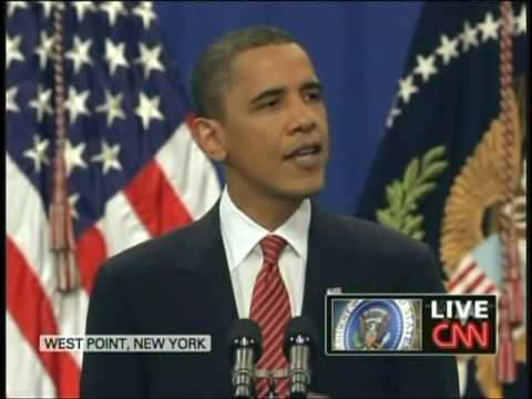 President Obama Afghanistan Speech West Point New York ...
