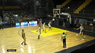 Highlights Obras Basket 67-71 San Martin (27/4/2019)