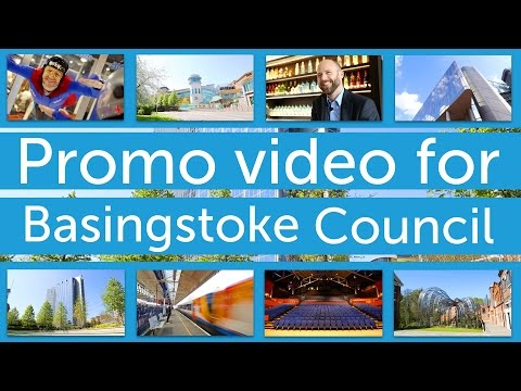 Promotional Video for Basingstoke Council | Inward Investment Video