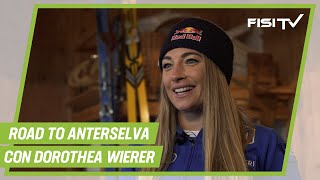 Road to Anterselva: Dorothea Wierer