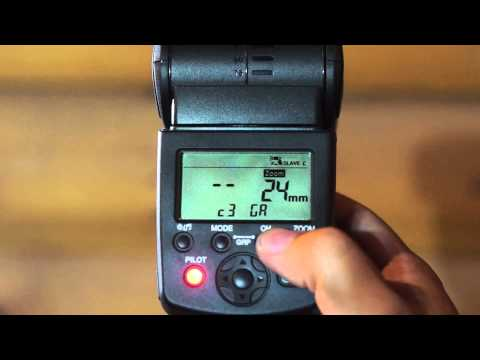 Inexpensive Yongnuo Slave Flash Setup for Nikon with Pop Up Flash Commander (Detailed)