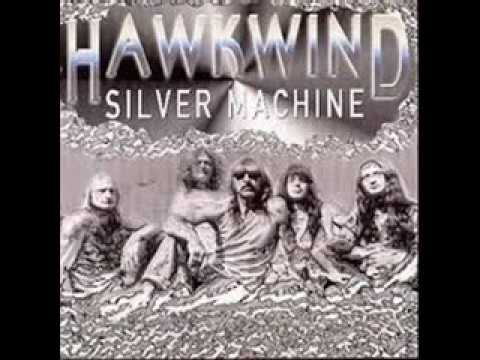 silver machine lyrics