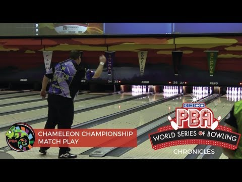 World Series Of Bowling Chronicles Part 2 - Chameleon Championship Match Play