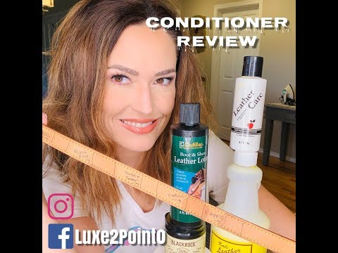 Luxe2.0 Louis Vuitton Vachetta Conditioning Product Review