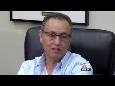 NBC Miami Story of Haggard Law and the $5 Million Settlement in Miami Beach Tourist Beating