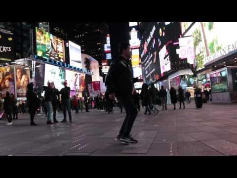 Dance Improv Time Square