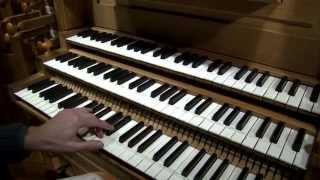 Benjamin ALARD, Orgue? J.S.BACH -Choral Schübler: Ach bleib bei uns, Herr Jesu Christ  - BWV 649