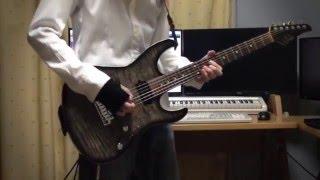 【ギター】Overdrive / 原田ひとみ【VALKYRIE DRIVE - MERMAID - OP】Guitar cover