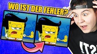 ICH FINDE DEN FEHLER NICHT?! - Fehler Challenge  [Deutsch/HD]