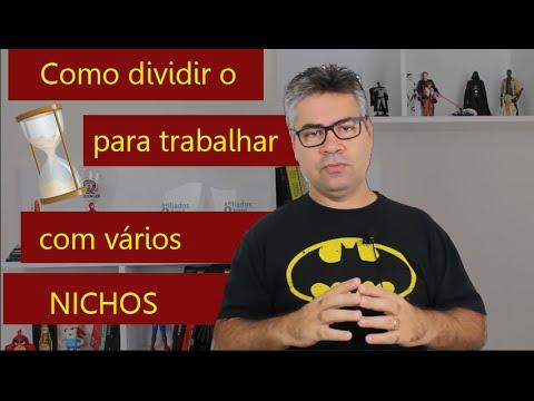 Como dividir o tempo para trabalhar com vários nichos diferentes - Gustavo Freitas Responde