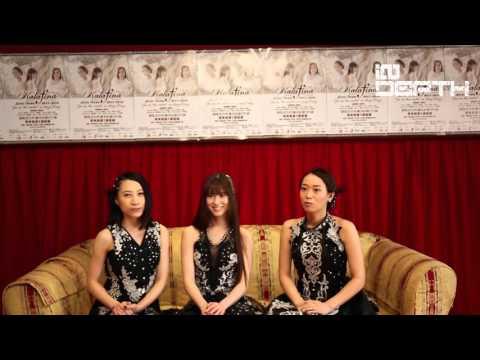 Kalafina Exlcusive Interview in Hong Kong ENG SUB (Kalafina 訪問 中字)
