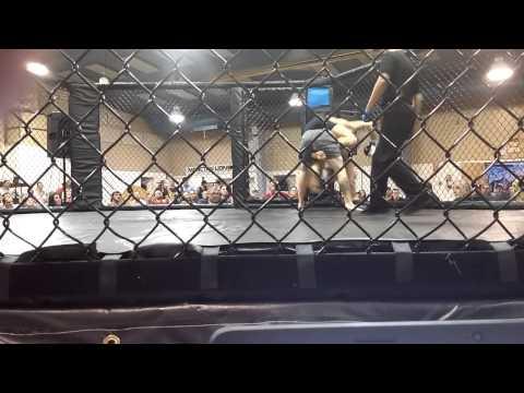 Cage Rage: Jimmy Sylvestre Vs Brad Sullivan