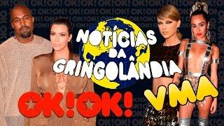 Notícias da Gringolândia - Especial VMA 2015