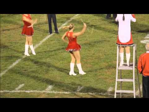 Frazier High School marching band WPXI band of the week- II