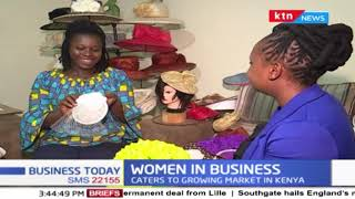 Ghanaian entrepreneur who has built her own 'sunshine' in Kenya | Women in Business