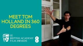 EE BAFTAs 2017: Meet Tom Holland in 360
