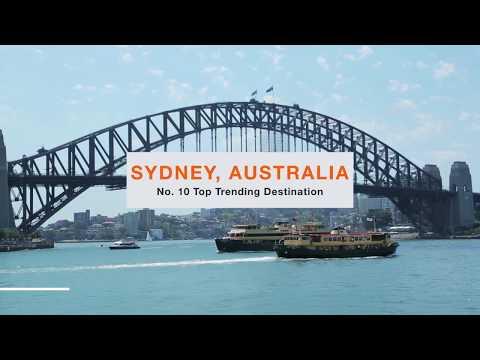 KAYAK Trending Destination: Sydney