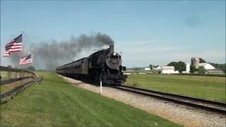 Baldwin Steam Class M Locomotive - 4-8-0 (ex Norfolk and Western)