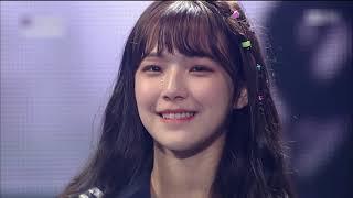 (1440p)아이돌학교 최종 순위 발표 소감 (나경, 규리, 지헌, 서연, 새롬, 채영, 지원)