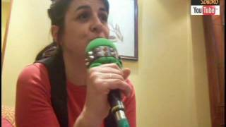Entrevista Amparo Sanchez - Tucson - Habana
