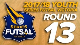 SFV - Youth League 2017/18 - Round 13 thumbnail