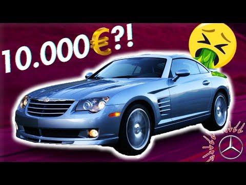 Die Besten Coupés Unter 10000€   RB Engineering   Chrysler Crossfire SRT6