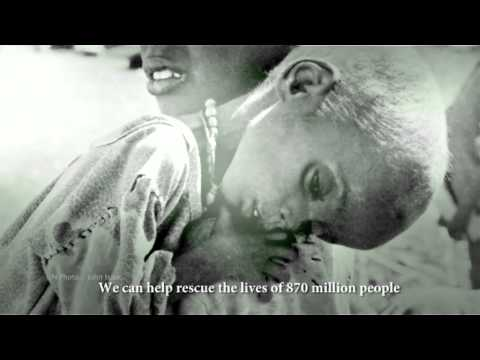 """Ragheb Alama TV Spot in support of UN Campaign """"Think. Eat. Save."""""""
