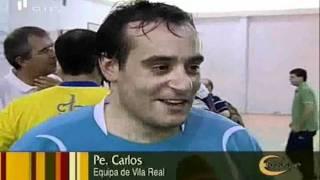 Clericus Cup 2011: torneio de futebol para padres