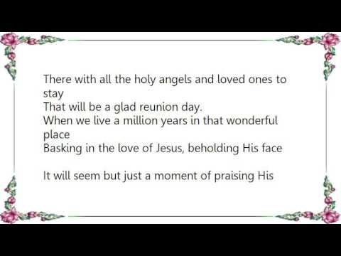 Iris DeMent - That Glad Reunion Lyrics