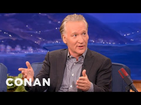 Bill Maher: Obama Is NOT The First Gay President - CONAN on TBS