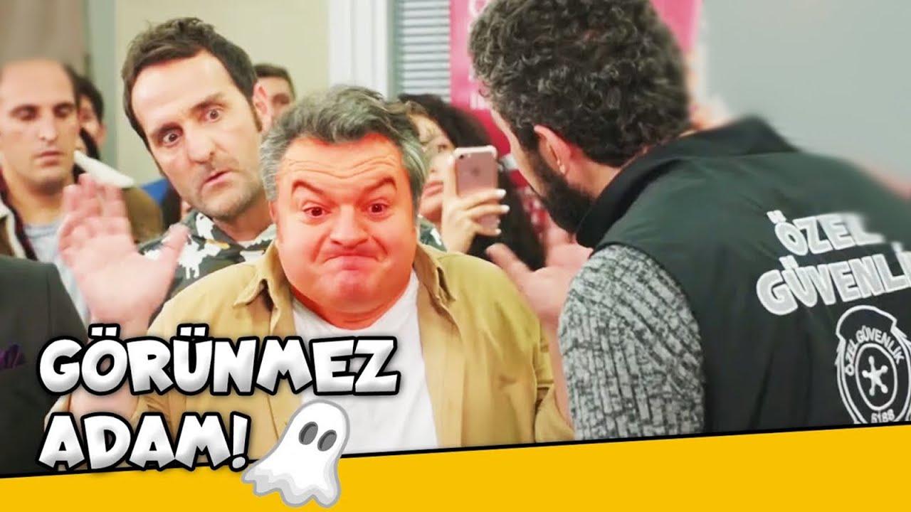Görünmez Adam Mehmet Ali!