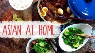 Pork Recipe : Caramelized Pork Recipe (thit Kho Recipe) : Vietnamese Food : Asian At Home
